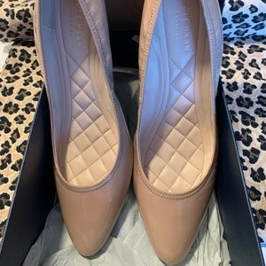 Cole Haan Emory Maple Patten Wedge ll Size 8